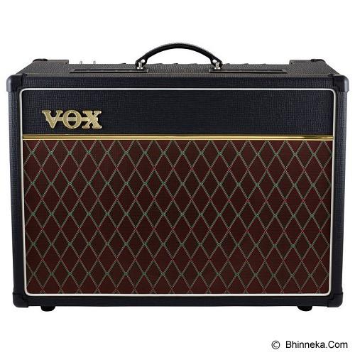 VOX Guitar Tube Amplifier Combo [AC15C1X] - Gitar Amplifier